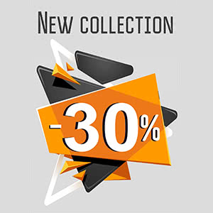 Sevendec. For a new collection, a 30% discount!