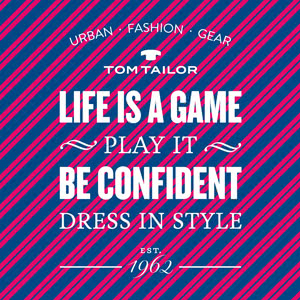 -25% FOR THE SPRING-SUMMER COLLECTION in TOM TAILOR