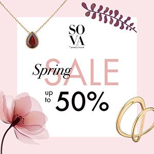 Spring Sale up to 50%