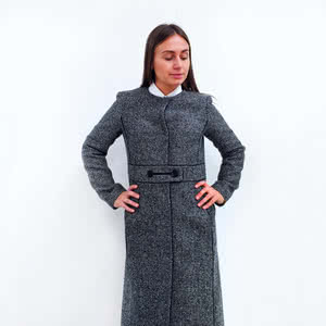 A classic coat is must have of business look