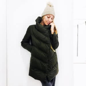 Jacket is necessary, warm and stylish purchase)