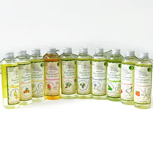 Natural oils are multipurpose treatments for the care of the whole body!
