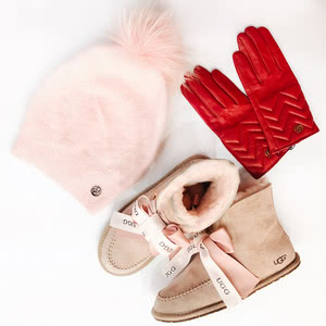 Stop getting cold! Accessories for this snowy winter!