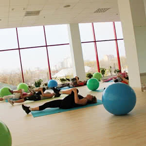 Pilates studio «Aquamarine»