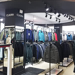Outer clothing store «Clasna»