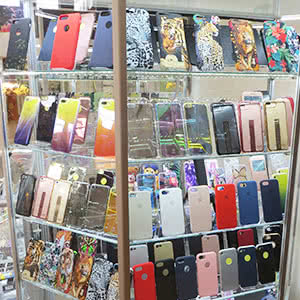 Mobile accessories «EMG CASE STORE»