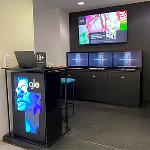 Device store  «GLO»