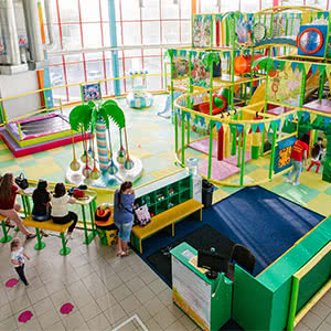 Children's entertainment center «Happy Land»