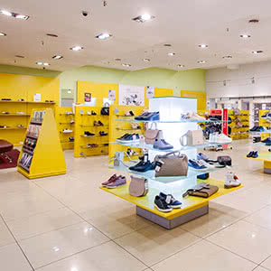 Footwear store «INTERTOP»