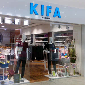 Shop of knitwear clothes «Kifa»