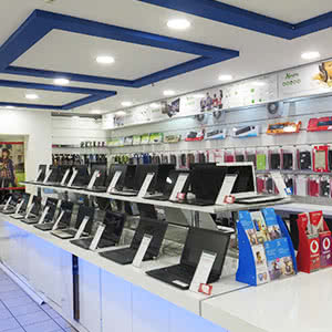 Digital techniques store «Nimpha»