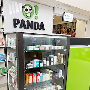 Korean cosmetics store «Oh! Panda»